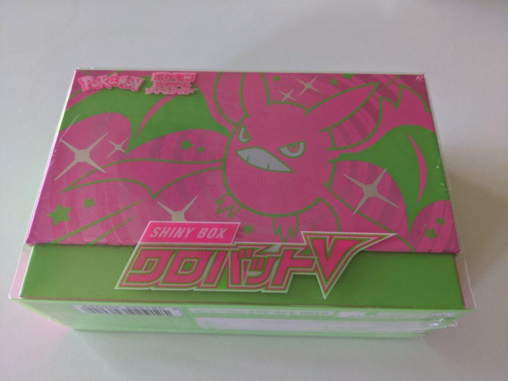 SHINY BOX クロバットV