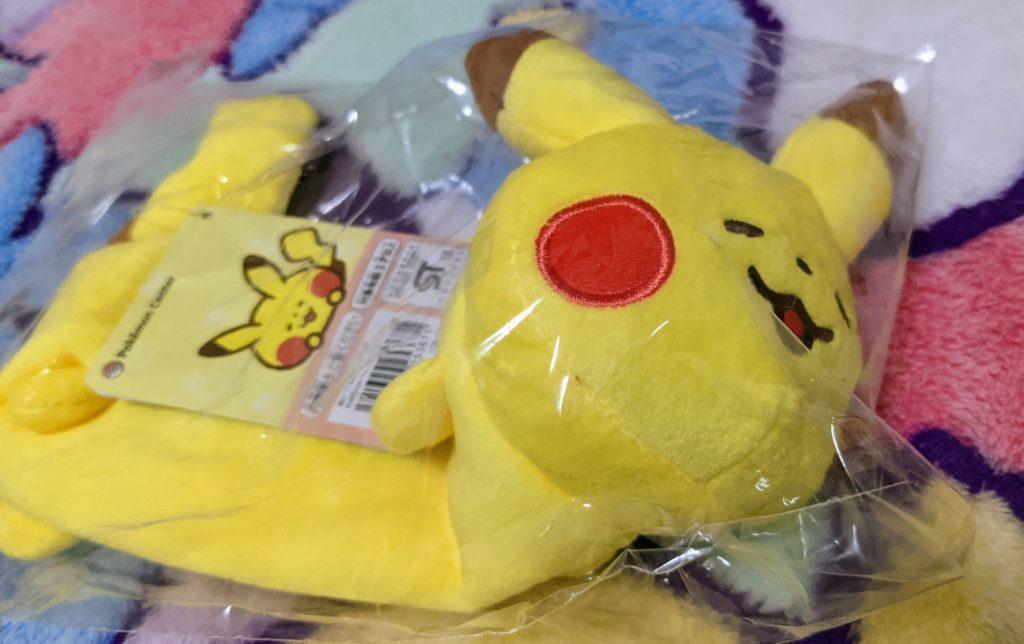 ぬいぐるみペンケース Pokémon Yurutto ピカチュウ