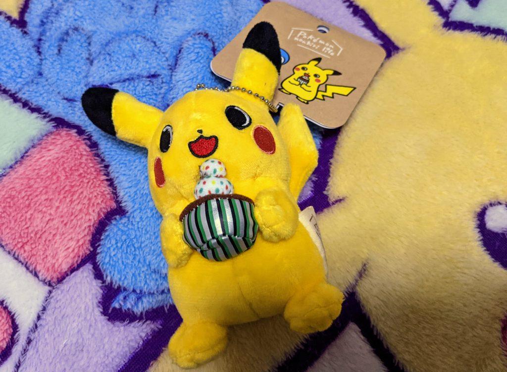 マスコット Pokémon のんびりライフ ピカチュウ